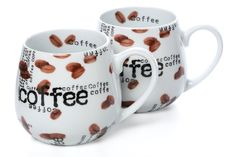 Snuggle Coffee Collage 12 oz. Mug