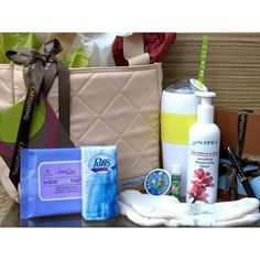 Get Well Care Gift Basket Women