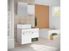 Gabinete para Banheiro 2 Portas - Itatiaia Acqua