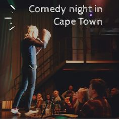 Cape Town Comedy Experience