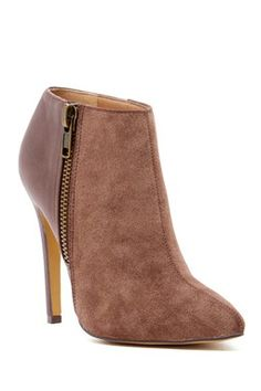 Juros Pointed Toe Ankle Boot