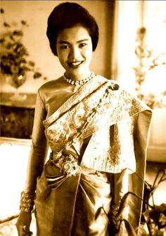 **Her Majesty Queen Sirikit Of Thailand**