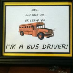 Bus and Truck Driver interesting subjects to learn in college