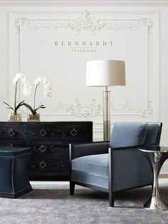 LUXURY FURNITURE | Bernhardt Interiors Boutique | www.bocadolobo.com/ #luxuryfurniture #designfurniture