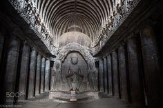 Popular on 500px : ajanta cave temple by rramkumar1975