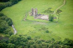 Edlington Castle, Northumberland