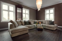 Paso Doble Sofa, Modular. Looks so cosy