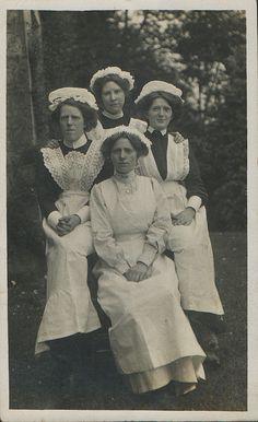 Edwardian House Maids