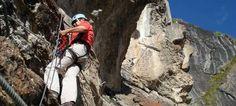 Via ferrata et barrage de Moiry - Valais - Grimentz - Activité Friends Family, Switzerland, Mount Everest, Activities, Effort, Summer, Tourism, Hobbies, Summer Time