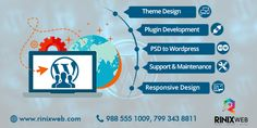 if you wish to enhance your SEO strategy then you should accept using WordPress as your CMS. rinixweb providing Best Digital marketing Services in Vizag