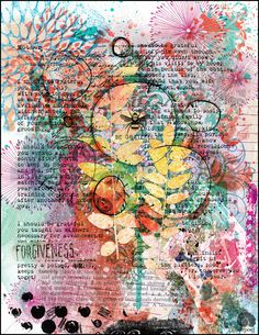 https://flic.kr/p/MSPHYj | [GRATITUDE] FAMILY |    For 30 Days of Gratitude, an art journaling challenge at The Lilypad. I hadn't intended to do this, but here I am.   There is journaling under all the paints. It's a poem (Mother) which can be read at my blog if you wish [trigger warning].   Elements from Little Butterfly Wings (M3_Aug16, M3_Jan16, M3_Feb15, & M3_Jan15); Lynne-Marie (Masked Beauty, M3_Aug16, M3_Aug14, & Firm Foundations 02); Veronica Wibbens (Legacy); Tangie Baxter (...