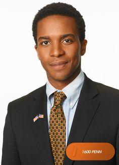 """Andre Holland es """"Marshall Malloy"""". 1600 Penn - Estreno, miércoles 22 de mayo, 22.30 #MeGustaFOX Mira contenido exclusivo en www.foxplay.com"""