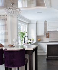 elegance that feels fresh, yet always classically timeless.  Elle Decor, House Beautiful and Veranda