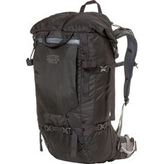 Mystery Ranch - Pitch 40L Backpack - Black
