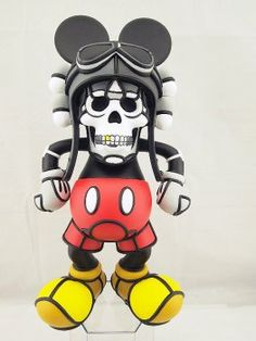 10 inch Deathead Mickey PREORDER