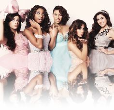 5th Harmony - 3rd place, XFactor 2012. I LOVE THESE GIRLS!! ♡