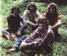 Creedence Clearwater Revival ~ Completely unique sound that I still love.