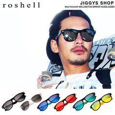 Rakuten Global Market: ◆ Rochelle multicolored Wellington mirror sunglasses