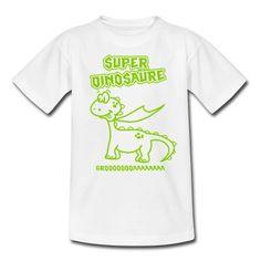 un super dinosaure équipé dune cape pour voler comme un super héros. Un monstre gentil animal rigolo qui plaira aux petits fans de lère jurassique et de préhistoire.