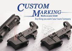 RA-Tech Custom Marking Service Announced