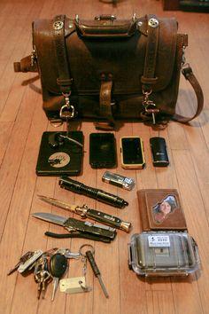 Saddleback Extra Large Briefcase Brother's unit...