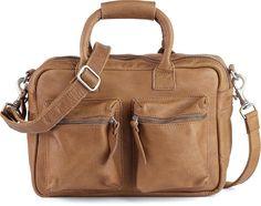 Tasche THE LITTLE BAG von Cowboysbag in braun mittel für Damen. Gr. 1