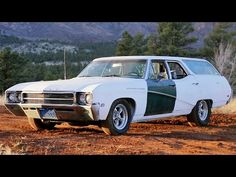 Winter Wagon Adventure: 1,000 Miles with a Few Missing Windows in a 1969 Buick - Roadkill Ep. 37 - YouTube