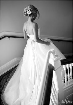 Arkansas Wedding Photographers - The Hudsons Modern Photography: Inn at Carnall Hall Bridal Portraits: Kaitlin