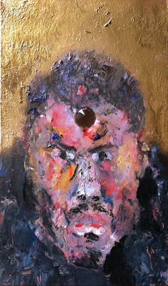 cm, stencil, oil and assambladge on canvas, 2015 Stencils, Portraits, Oil, Canvas, Painting, Tela, Head Shots, Painting Art, Canvases