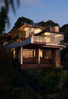 Delany House / Jorge Hrdina Architects located in Seaforth, Sydney Australia