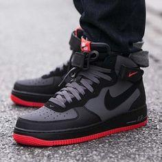Mens-Nike-Air-Force-One-Mid-Dark-Grey-Black-Red-350x350.jpg