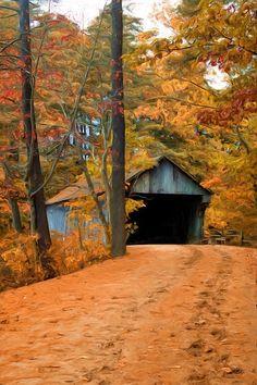 Autumn in Sturbridge, MA | Sturbridge, Massachusetts