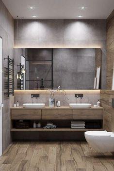 Bathroom interior design has become a passion for the modern city dwellers. Bathroom interior design has become a passion for the modern city dwellers. Modern Bathrooms Interior, Bathroom Design Luxury, Bathroom Layout, Modern Bathroom Design, Home Interior Design, Bathroom Ideas, Mirror Bathroom, Bathroom Furniture, Master Bathroom