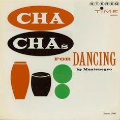 Hugo Montenegro - Cha Chas for Dancing (1960)