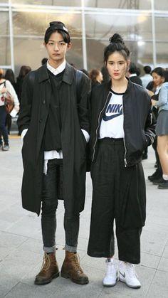 Chill & Hip Hop Showcased MiVu.photos/chill  Seoul Street Fashion