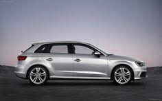 Audi A3 Sportback HD Wallpaper  #Audi, #AudiA3SportbackReview, #HdWallpaper #Audi - http://carwallspaper.com/audi-a3-sportback-hd-wallpaper/
