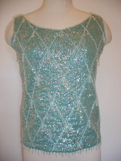 df8e6e2a40acd 75 Best Turquoise blue sequin tops images