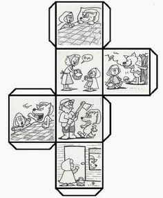 RECURSOS DE EDUCACION INFANTIL: ANIMACION A LA LECTURA: CUBOS DE CUENTOS