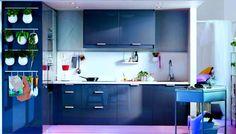 Αυτά Είναι τα 5 Χρώματα Που Μεγαλώνουν... την Κουζίνα σας!