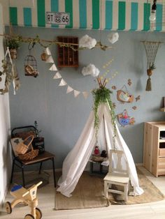 お部屋に小さな秘密基地を♡ティピーテントを作ろう♡|LIMIA (リミア)