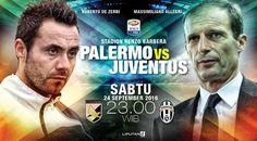 Palermo vs Juventus (Abdillah/Liputan6.com)