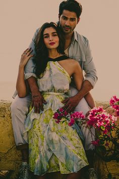 """""""Alia Bhatt and Varun Dhawan for Filmfare Magazine February 2017 """" Bollywood Couples, Bollywood Stars, Bollywood Celebrities, Couples Poses For Pictures, Girl Pictures, Couple Photos, Alia Bhatt Varun Dhawan, Alia Bhatt Cute, Alia And Varun"""