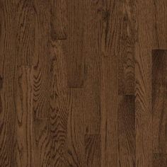 Bruce Natural Reflections Oak Walnut 5/16 in. Thick x 2-1/4 in. Wide x Random Length Solid Hardwood Flooring (40 sq. ft./case)-C5031 - The Home Depot