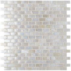 Glacier Mini Brick - Malacassa - Wall & Floor Tiles | Fired Earth