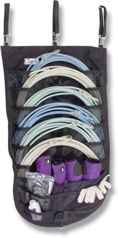 Classic Hanging Rope and Gear Organizer