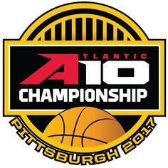 Atlantic 10 Conference Championship   Custom Sporting Event Apparel