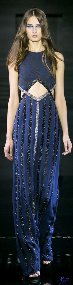 Fall 2015 Couture Loris Azzaro