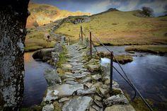 Slater Bridge, Little Langdale, Lake District, England.  (Photo: H. Travis)