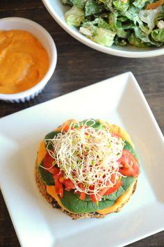 Quinoa-Black-Bean-Burger-Vegan | Vegan Insanity