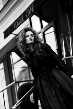 """Vogue Café"" - Kristina Purvinska - Andrey Yakovlev"